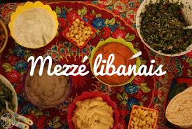 recette cuisine libanaise mezze mezze libanais dans ma roulotte