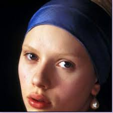 painting girl with pearl earring my meaningful the girl with a pearl earring