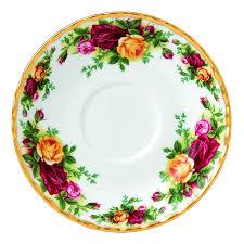 amazon com royal albert old country roses tea saucer royal