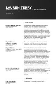 Resume Sample For Production Manager Best Solutions Of Art Director Resume Samples On Proposal