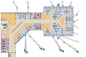Airport Terminal Floor Plans by Built In The U S A Reagan National Set For 1bn Expansion