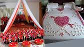 First Nite Room Decorations How To Do First Night Room Decoration Indian Marriage Life