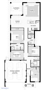 narrow lot house plans new narrow lot house plans home design