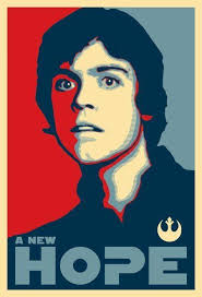 Hope Meme - a new hope obama hope posters know your meme