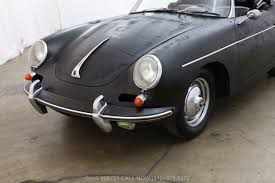 porsche rwb supreme 1962 porsche 356b t6 twin grille roadster beverly hills car club