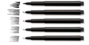 8 best drawing pens for artists a close up on animation