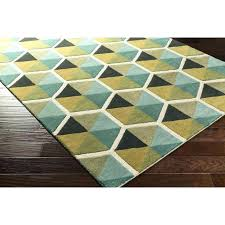 Green And Brown Area Rugs Brown And Blue Area Rugs Thelittlelittle