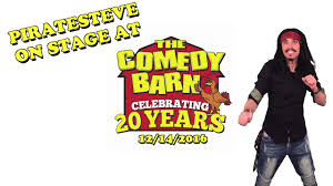 The Comedy Barn Theater Piratesteve On Stage At The Comedy Barn Youtube