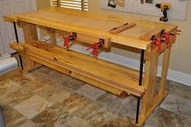 newfangled workbench reader u0027s gallery fine woodworking