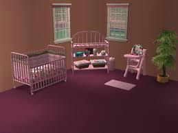 chambre bébé hello chambre de bébé hello fashion sims