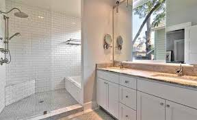 subway tile designs for bathrooms 20 beautiful bathrooms using subway tiles home design lover