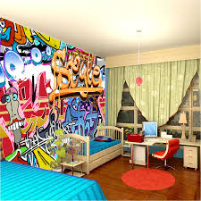 Graffiti Bedroom - Graffiti bedroom