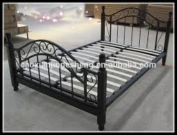 Steel Bed Frame For Sale Top Popular Beautiful Single Metal Bed Frame Bedroom Furniture