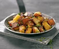 cuisiner la pomme de terre comment cuisiner des pommes de terre sautées
