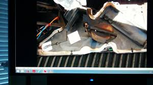 1998 dodge dakota heater core repair replacement hvac box removal