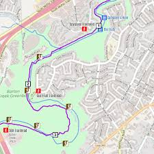 Green Circle Trail Map Explore Violet Crown Trail