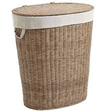 Unique Laundry Hampers by Collin Light Brown Wicker Laundry Hamper Pier 1 Imports