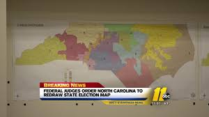 Us Court Of Appeals Map Federal Court Orders North Carolina To Redraw Districts Hold