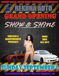 nissan gtr canada forum sept 1 rekona auto grand opening show u0026 shine gtr forums