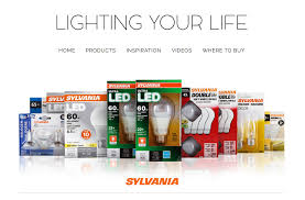 Sylvania Lights Sylvania Lighting Your Life Feast Interactive