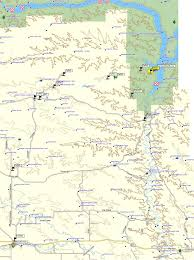 Road Map Of Montana by 2011 Deer Hunting At Fort Peck Montana