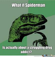 Mary Jane Memes - mary jane watson think about it by fattestslob meme center