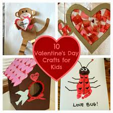 10 valentine u0027s day crafts for kids fun home things