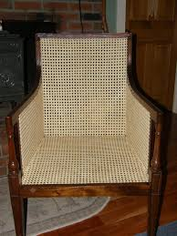 sherman chair caning gallery