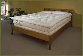 stunning pillow top mattress pad organic mattress toppers natural