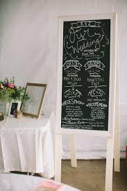 Chalkboard Wedding Program The 25 Best Wedding Program Chalkboard Ideas On Pinterest