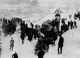 Worst Blizzard In History by On This Day In 1888 America Experienced One Of Its Worst