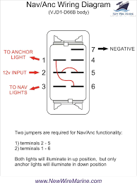 boat navigation lights wiring diagram gooddy org