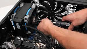 how to build a pc the tech report guide youtube