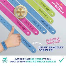 mosquito repellent bracelet by green mojo u2013 100 natural u0026 safe