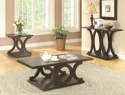 Lower Coffee Table by Table Wonderful Espresso Coffee Table Poplar Engineered Wood And