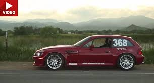 bmw clown shoe like it or not the bmw m coupe is one of the most special m cars