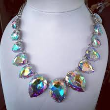 crystal necklace store images Jewels crystal crystal quartz crystal neckpiece girl women jpg