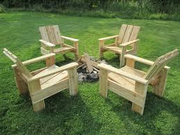 premium quality cedar patio chair