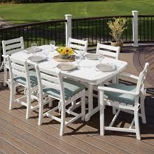 dining room furniture columbus ohio patio trex patio furniture polywood outdoor dining set