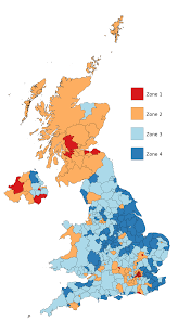 Americas Mood Map by Brexit U2014 A Story In Maps U2013 Bob Taylor U2013 Medium