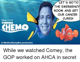 Chemo Meme - finding chemo a rubberstron production let s go to the emergency