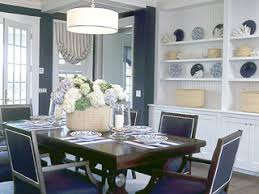 Dining Room Drum Chandelier by Room