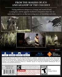 the last guardian box for playstation 4 gamefaqs