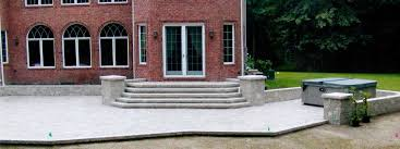 Concrete Patio Design Software by Patio Construction Walkways U0026 Retaining Walls Hatfield Lawn
