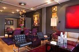 purple livingroom black and purple living room decor beauteous black white and