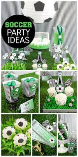 soccer party ideas 15 diy party themes a craft in your day