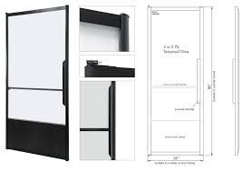 glass door bar rw international european entrance glass door