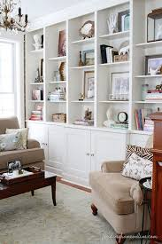 Living Room Wall Shelving by 55 Best Diy Built Ins Images On Pinterest Home Built Ins And