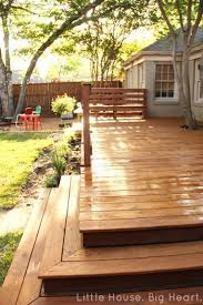 wrap around deck plans gorgeous open deck plan leading into a beautiful backyard labor