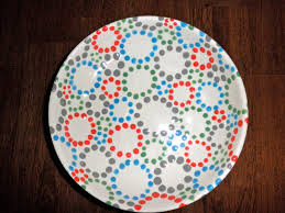 793 best dinner plate decorations images on pinterest painted